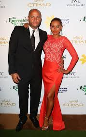 Melanie Brown, Stephen Belafonte - Melanie Brown Photos - Emerald And Ivy  Ball - Zimbio