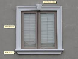 house windows frame design. Plain Frame Stucco Window Frame Not The Piece In Middle Exterior Window Molding And House Windows Frame Design R