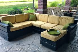 diy outdoor sofa. Sofa Set Diy Outdoor Sectional Plans Patio Why Spend More
