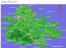 antigua map map of antigua island and antigua maps by area Antigua Airport Map Antigua Airport Map #17 antigua airport terminal map