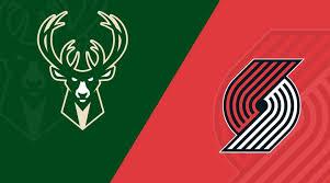Portland Trail Blazers At Milwaukee Bucks 11 21 19 Starting
