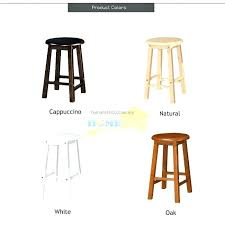 18 wooden stool inch bar stools rounded wooden stool chair for coffee restaurant 18 wooden stool inch rounded wooden bar
