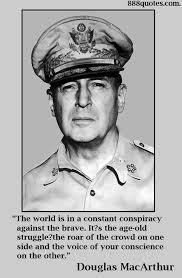 Douglas MacArthur   888quotes.com via Relatably.com