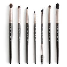 types of eye makeup brushes. makeup geek eye brush bundle v2 types of brushes i