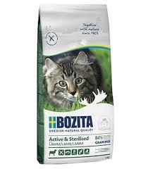 Feline <b>Function</b> | <b>Bozita</b>