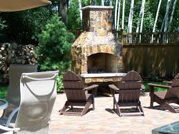 outdoor fireplace paver patio: custom outdoor fireplaces and fire pits great goats landscapinggreat goats landscaping