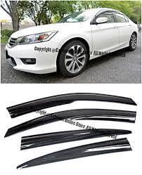 honda accord jdm 2014. Beautiful Jdm For 13Up Honda Accord 4Dr Sedan Mugen Style Smoke Tinted JDM Side Window  Visors To Jdm 2014 O