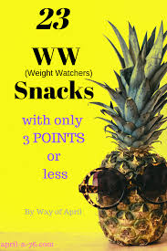 Dannon Light And Fit Weight Watchers Points 23 Ww Snacks With 3 Points Or Less By Way Of April