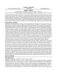 Chemist Resume Fascinating 48d48 Fei Resume Rd Sr Chemist 20485