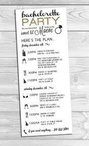 Bachelorette Invitation - Party For Bachelorette Invite Printable ...