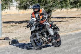 2018 ktm 690 duke. unique ktm these exclusive pictures of the new 2018 ktm 790 duke undergoing final  tests in spain give you clearest indication yet what bike will look like  inside ktm 690 duke