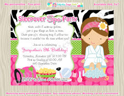 slumber party invite sleepover spa party invitation spa sleepover invitation invite pajama party pamper party slumber party diy printable choose your girl