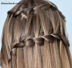 Hairstyle Waterfall how to make double waterfall braid hairstyle 8725 by stevesalt.us