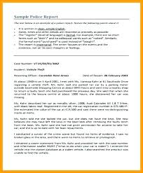 Fire Alarm Incident Report Format Template Example Writing