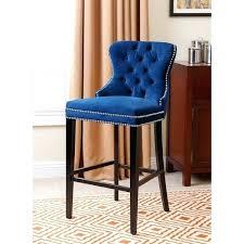 Emeco Navy Counter Stool Wood Seat Amazing Blue Leather Bar Stools Kitchen  Inside Modern Wonderful And62