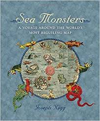 sea monster world map. Perfect Monster Sea Monsters A Voyage Around The Worldu0027s Most Beguiling Map Joseph Nigg  9780226925165 Amazoncom Books In Monster World Map