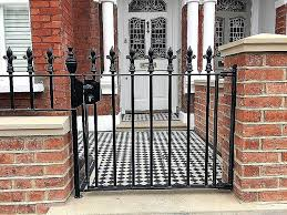 front gate wall decor garden gate wall decor new red brick front garden wall heavy rails on front gate wall art with front gate wall decor wissotzkytea club