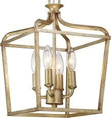 gold lantern small