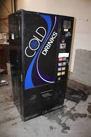 Refrigerated Vending Machine Simple Dixie Narco Refrigerated Vending Machine Bloomington Commercial