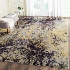 monaco gray multi 9 ft x 12 ft area rug