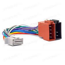 panasonic wiring harness ebay panasonic car stereo wiring color codes at Panasonic Wiring Harness
