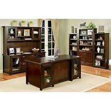 tribeca loft cherry executive office grouping ofg ex1127 home office furniture classy home office furniture cherry finished