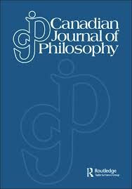 canadian journal of philosophy call for papers ethics and  canadian journal of philosophy