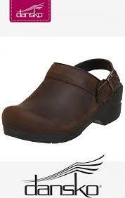 dansko women s ingrid clogs antique brown oiled leather