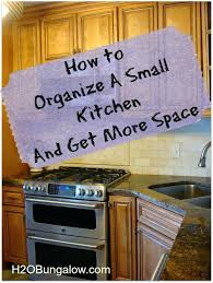 how to organize small kitchen smll nd spce orgnizing spces s apartment cabinets