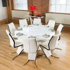 best round dining table set for 8 concept of 8 person round dining table