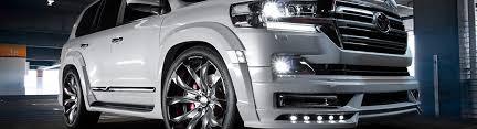 Toyota Land Cruiser Accessories & Parts - CARiD.com