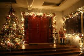 indoor christmas lighting. Beautiful Christmas Indoor Christmas Lights And Garland  Thumbtack U201c Intended Lighting I