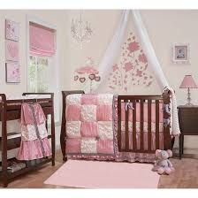 bedding cribs shabby chic bedroom blanket paisley peach toile american baby company seahorse crib clearance flannel