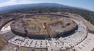 apple new office design. Covering 175 Acres, The Company\u0027s Futuristic \u0027Campus 2\u0027 Headquarters Will Be A Mile Apple New Office Design 2