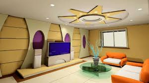 Interior Design For Living Room Walls New 25 Living Room Tv Wall Designs Simple False Ceiling Designs