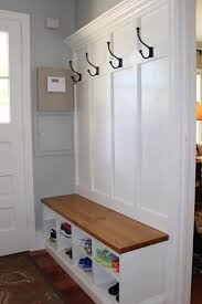 Built In Coat Rack Best 100 Entryway Bench Coat Rack Ideas On Pinterest Entryway 6