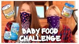 программа ОРТ Контрольная Закупка Детское питание  baby food challenge Едим детское питание