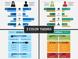 Comparison Infographic Template Compare Infographics Powerpoint Template Sketchbubble
