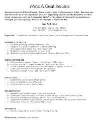Sports Management Cover Letters Forklift Trainer Job Description Balboastationplan Org
