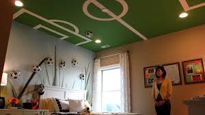 Soccer Decor For Bedroom Ideas Soccer Theme Room