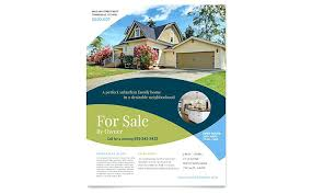 Free House Flyer Template House For Sale Flyer Free House For Sale Flyer Templates House For