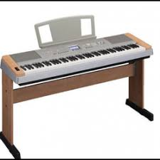 yamaha 88 key digital piano. yamaha dgx640 c cherry 88-key digital piano keyboard+stand+adapter+notes stand 88 key w