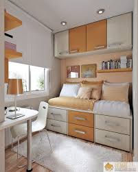 bedroom furniture small spaces. Incredible Best Bedroom Furniture For Small Room Nice Interior Designing Wooden Base Orange Spaces -