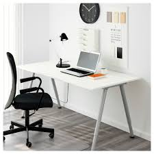 ikea tables office. Ikea Office Table. Thyge Desk The Melamine Surface Is Durable, Stain Resistant And Tables R