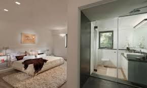 master bedroom with bathroom. Master Bedroom With Bathroom Design Modern Ideas Glass Walls Designs E