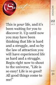 The Secret Quotes Amazing An Affirmative Thought Is 48 Times More Powerful Than A Negativeone