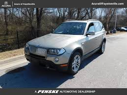 Coupe Series bmw x3 3.0 si : 2007 Used BMW X3 3.0si at Toyota of Fayetteville Serving NWA ...