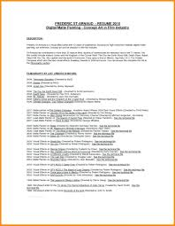 Painter Resume Resume Painter Resume Sample 14