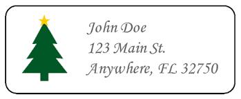 Christmas Address Labels Fun For Christmas Halloween