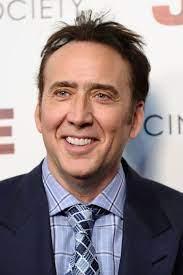 Nicolas Cage About His New Movie ...